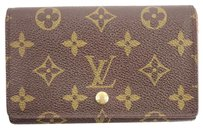 Louis Vuitton Monogram Snap Wallet 10LVTY915