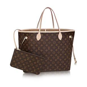 Louis Vuitton Monogram Gm Tote in Made in France! New 2017 Neverfull