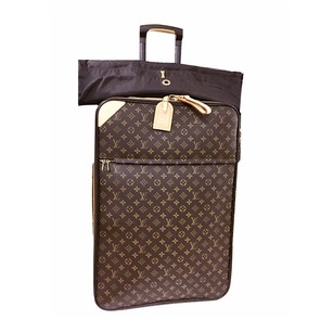 Louis Vuitton Pegase Garment Locks Travel Bag