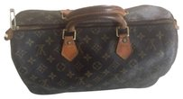 Louis Vuitton Vintage Speedy Speedy 35 Monogram Satchel
