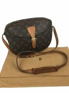 Louis Vuitton Vintage Monogram Cross Body Bag