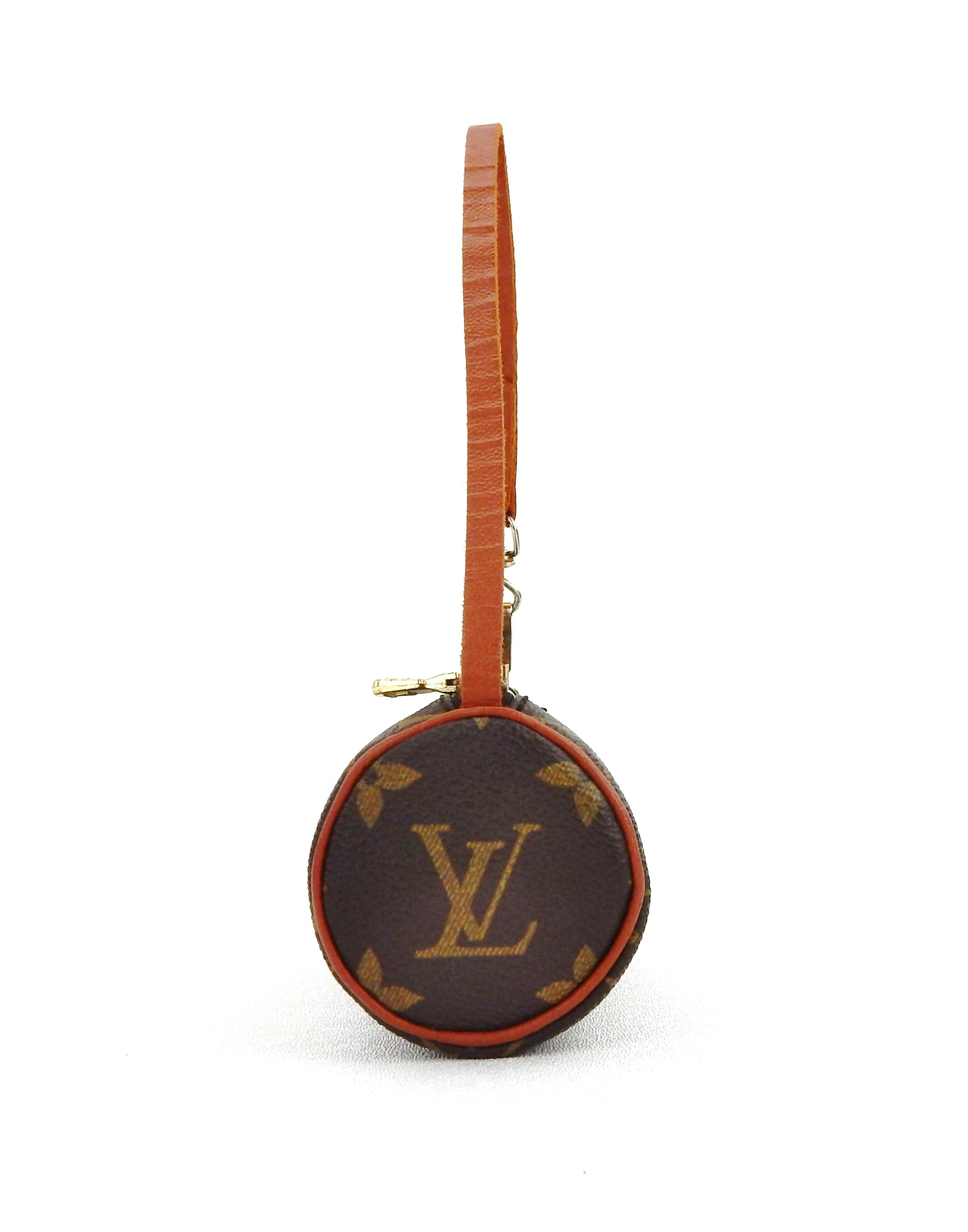 how to add monogram to leather