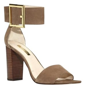 Louise et Cie Tova Ankle Cuff NEVADA WAXED NUBUCK Sandals