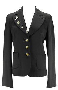 Love Moschino Love Moschino Womens Suit Black Polyester Blend -