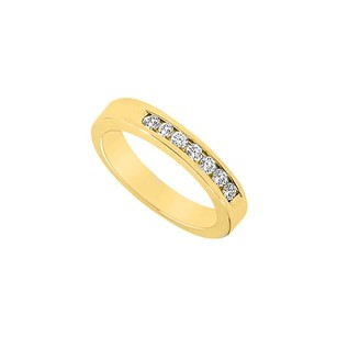 LoveBrightJewelry Mens Diamond Ring 14k Yellow Gold 0.50 Ct Diamonds