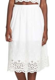 Lucca Couture 100-cotton A-line Lcsp7398 3413-1848 Skirt