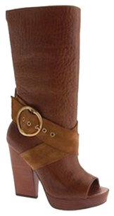 Lucky Brand Ucky Booys Brown Boots