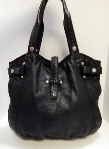 Lucky Brand Lucky Hightime Leather Whipstitch Shoulder Bag