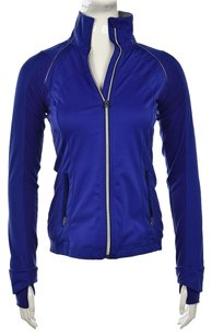 Lululemon Womens Basic Blue Jacket