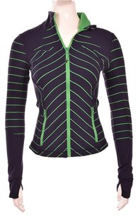 Lululemon Womens Striped Sweater