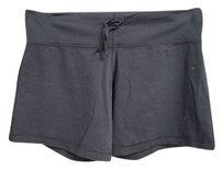 Lululemon Lululemon Black Tie Front High Waist Length Band Athletic Shorts 16169