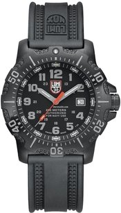 Luminox luminox GGL.L4221 BLACK RUBBER BAND DATE NEW