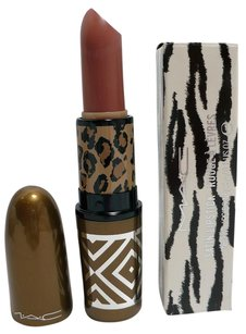 MAC Cosmetics BRAVE NEW BRONZE Satin Lipstick 3g/0.1 oz LE 2009 STYLE WARRIOR