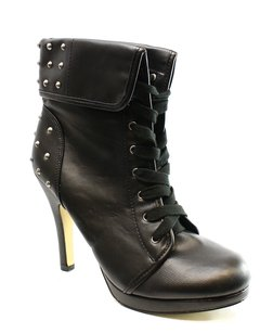 Madden Girl Fashion - Ankle Leather Boots