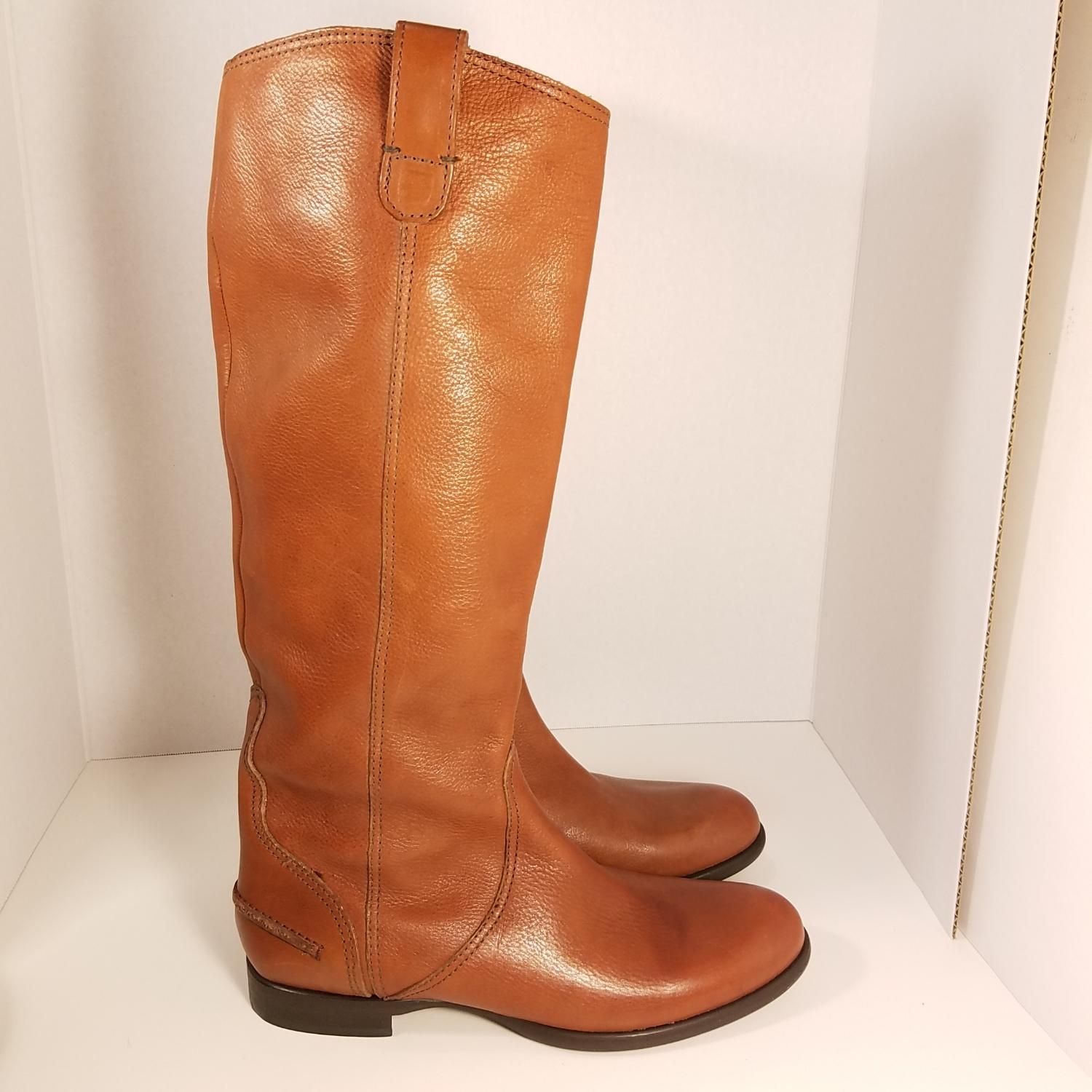 Madewell Riding Brown Nwot Archive Leather Riding Madewell Boots/Booties Size US 9 Regular (M, B) 50f7e2