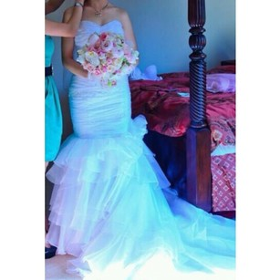 Maggie Sottero Maggie Sottero Couture Dress Grown Wedding Dress