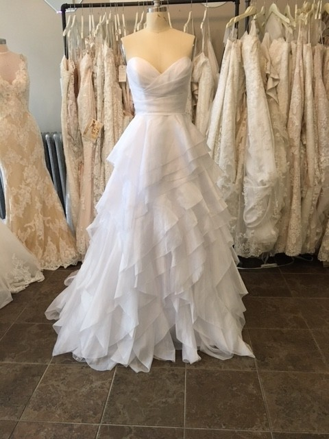 Auburn Wedding Dress