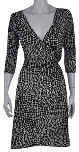 Maggy London Womens Petite Black Dress