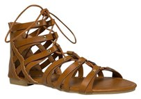 Gladiator Hottropic Marbel Brown Sandals