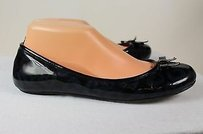 Marc by Marc Jacobs Womens Black Flats
