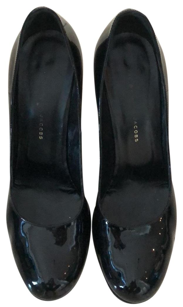 25279cfb1c1 Marc by Marc Marc Marc Jacobs Black Pumps Size EU 39 (Approx. US 9) Regular  (M