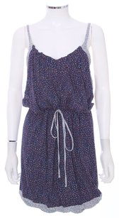 Marc by Marc Jacobs Cotton Sleeveles Bubble Skirt Dress