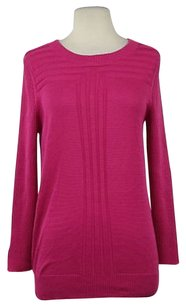 Marc by Marc Jacobs Womens Crew Neck Cotton Shirt Sweater