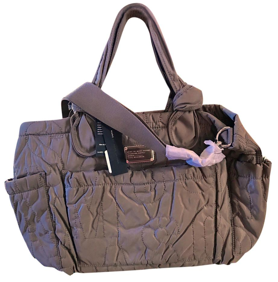 Marc By Marc Jacobs Eliz A Baby Tote Tan Diaper Bag Baby