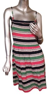 Marc by Marc Jacobs short dress Striped Multi on Tradesy
