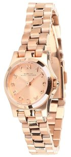 Marc by Marc Jacobs Marc by Marc Jacobs Henry Dinky Mini Rose Gold Tone Womens Watch MBM3200