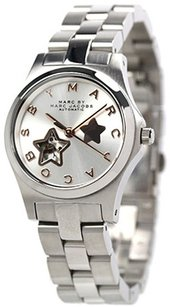 Marc by Marc Jacobs Marc by Marc Jacobs MBM9711 Henry Women's Star Dial Automatic Watch