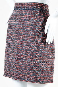 Marc by Marc Jacobs Black Red Mini Skirt Multi-Color