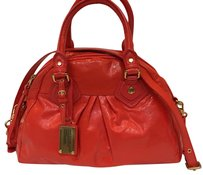 Marc by Marc Jacobs Satchel in Vibrant Red
