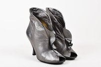 Marc by Marc Jacobs Silver Boots