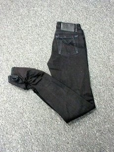 Marc by Marc Jacobs Black Skinny Jeans
