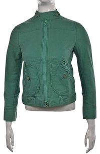 Marc Jacobs Womens Green Jacket