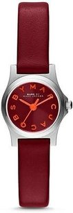 Marc Jacobs Marc By Marc Jacobs Henry Dinky Leather Ladies Watch Mbm1325