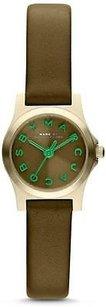 Marc Jacobs Marc By Marc Jacobs Henry Leather Ladies Watch Mbm1326