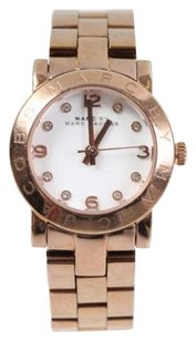Marc Jacobs Marc Jacobs Gold Stainless Marc By Marc Jacob