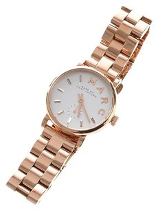 Marc Jacobs Marc Jacobs Gold Women's Watches