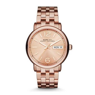 Marc Jacobs Marc Jacobs Mbm3439 Womens Watch Rose Gold -