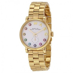 Marc Jacobs Marc Jacobs Mbm3440 Womens Watch White -