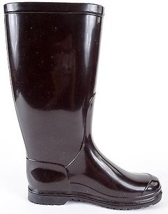 Marni Chocolate Dark Brown Boots