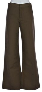 Marni Womens Dress Wide Leg Wtw Trousers Pants