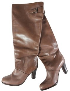 Marni These Are Chocolate Brown Boots