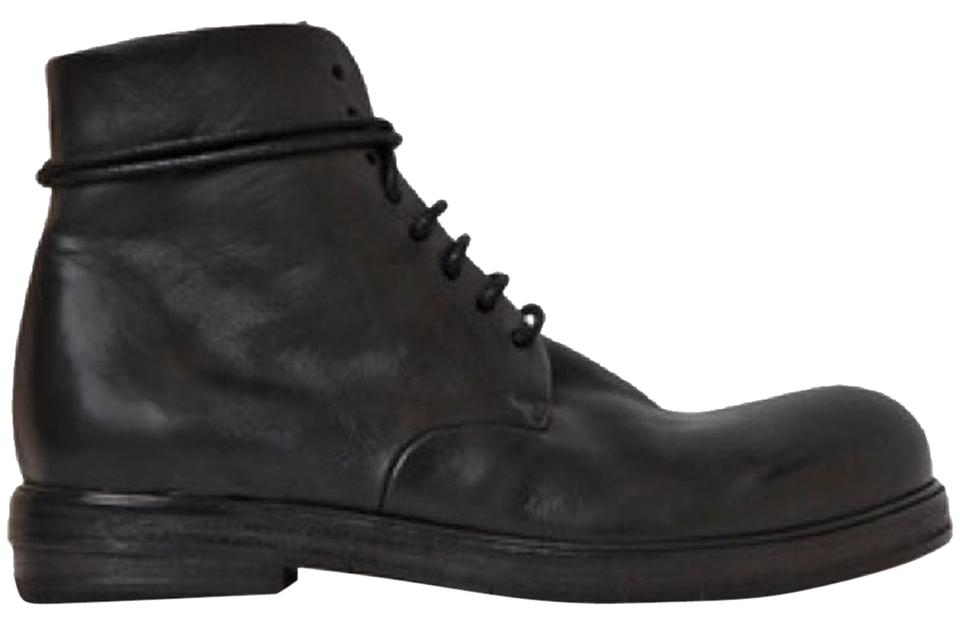 lace-up ankle boots - Black Mars 5ghSOnIMLt