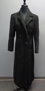Marvin Richards Button Trench Coat