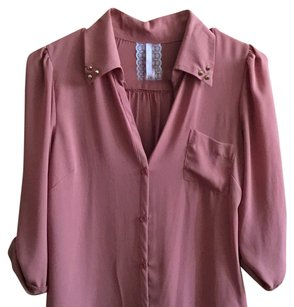 Mauve Top Dark coral