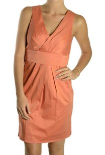 Max and Cleo Knot Cross Front Dress