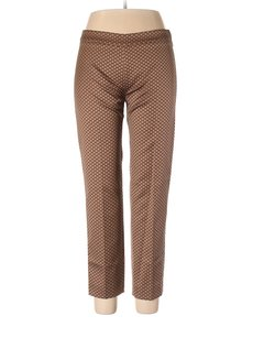 Max Mara Capris Brown